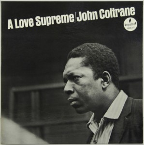 Coltrane A Love Supreme