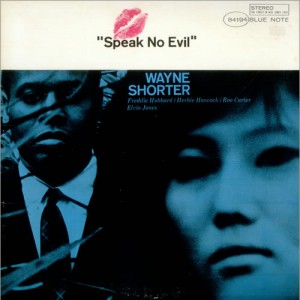 Wayne+Shorter+-+Speak+No+Evil+-+'b'+label+-+LP+RECORD-532625